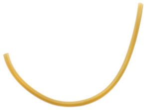 Benzinschlauch 30 cm gold