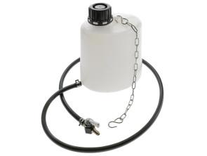 Benzinbehälter mit Anschluss universal