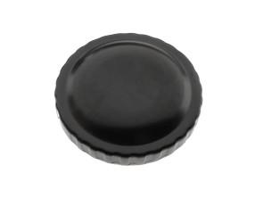 Tankdeckel schwarz 30 mm Bajonett