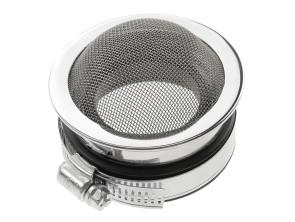 Luftfilter Gitter gewölbt SHA Vergaser (Ø=60mm)