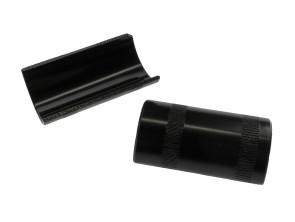 Reduzierschalen Lenker von Ø 22.2 auf 25.4 mm schwarz