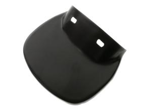 Spritzschutz schwarz universal Blech