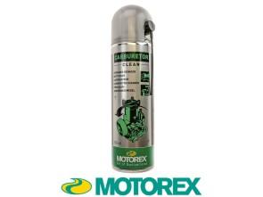 Motorex Vergaser Reiniger Spray 500 ml