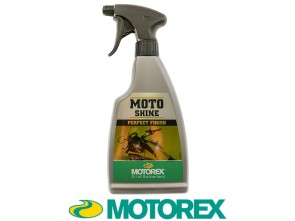 Motorex Moto Shine Glanzspray 500 ml