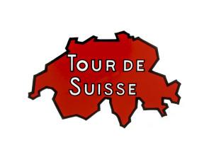 Tour de Suisse Aufkleber Sachs Tank
