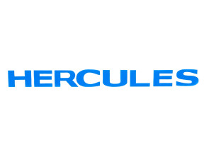 Hercules Aufkleber Sachs Tank blau 100x9.5 mm