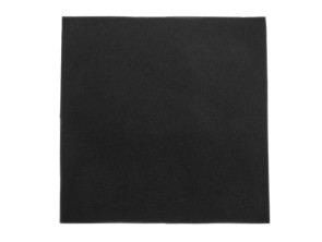 Luftfiltereinsatz 32 x 32 cm schwarz universal