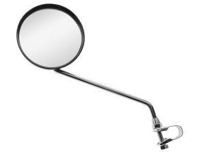 Spiegel chrom / schwarz