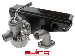 swiing 15mm Tuningset Vergaser Sachs 503 HG kurz