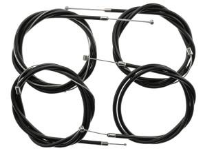 Kabelsatz schwarz Piaggio Si FL 2