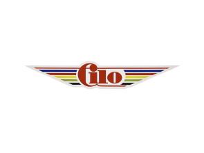 Cilo Aufkleber Tank / Seitenverkleidung (110x20mm)