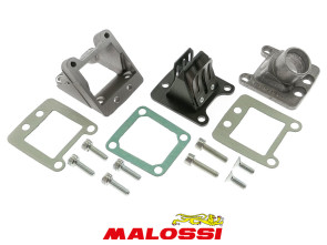Malossi 4-Klappmembrane Karbonit Peugeot 103 / 104 / 105