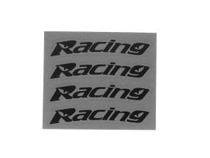 """Aufkleberset """"Racing"""" Reifen"""