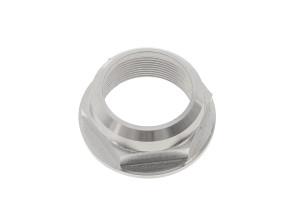 Gabelschaftmutter M26x1 mm Inox (offen für Vorbau)