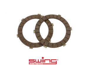 swiing Kupplungslamellen Puch manuell (2 Stk.)
