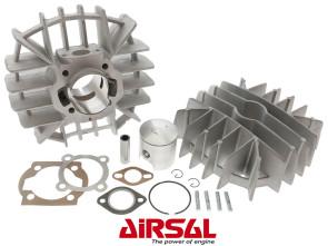 Airsal 46 mm Zylinderkit Puch (schräger Auslass)
