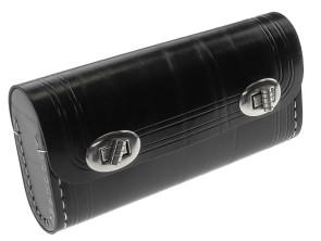 Satteltasche schwarz Lefa