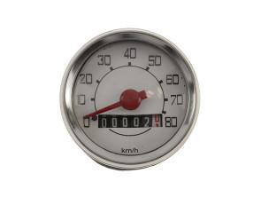 Veglia Tachometer 80 km/h Piaggio Ø 48 mm