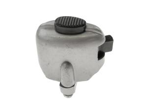 Lichtschalter ZKW grau mit Abstellknopf NOS