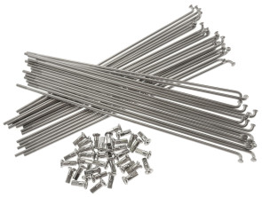 Speichenset Inox (Ø2.9x215mm) Sachs, DKW, Göricke etc.