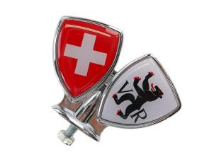 Schutzblech-Emblem Appenzell-Ausserrhoden