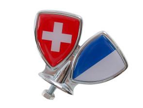 Schutzblech-Emblem Luzern