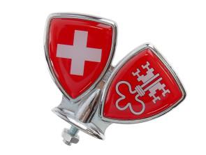 Schutzblech-Emblem Nidwalden