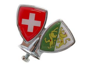 Schutzblech-Emblem Thurgau
