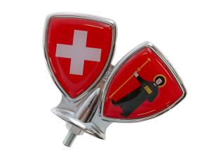 Schutzblech-Emblem Glarus