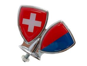 Schutzblech-Emblem Tessin