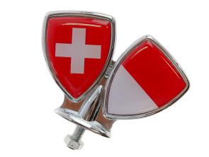 Schutzblech-Emblem Solothurn