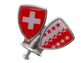 Schutzblech-Emblem Wallis
