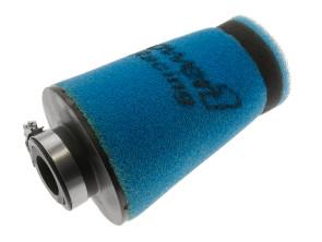 Luftfilter Schaumstoff gerade PowerOne (Ø 20/28 mm)