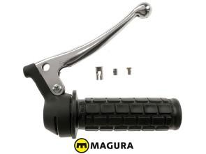 Gasgriff Magura original mit Gewinde für Bremslichtsensor