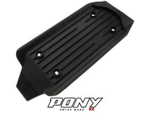 Platte Gepäckträger Kunststoff Pony/Cilo Cross Beta 521 (P8027)