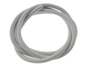 Stromkabel 3-adrig grau 0.75mm² (per Meter)