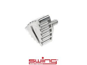 swiing Seitenschutzschraube 13 mm Chrom