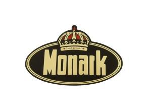 Monark Aufkleber 70x45 mm