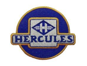 Aufnäher Hercules d=74 mm