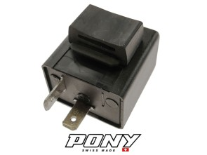 Blinkerrelais 12V Pony Beta 521 (A8967)