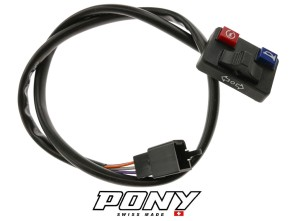 Kabelbaum mit Blinker Pony Beta 521 (E-Start) (P8970)