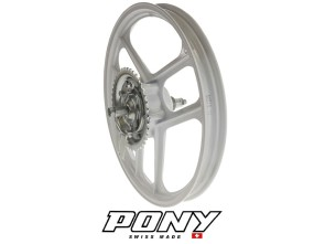 "Hinterrad 16"" kpl. Pony Cross Beta 521 (P8341W)"