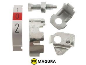 Reparaturset Schaltgriff 2-Gang Magura