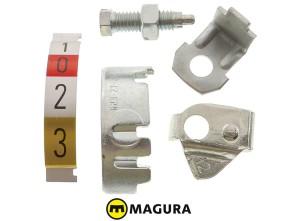 Reparaturset Schaltgriff 3-Gang Magura