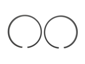 Kolbenringe (2 Stk.) 43.5 mm