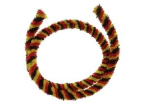 Nabenputzer gelb/rot/schwarz
