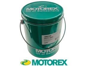 Motorex Hochdruckfett 3000 universal 4.5 kg