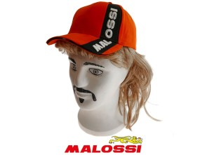 Malossi Cap orange