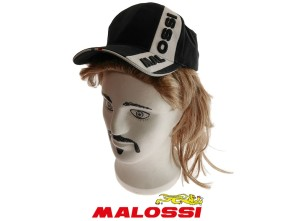 Malossi Cap schwarz