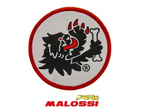 Aufnäher Malossi d=60 mm